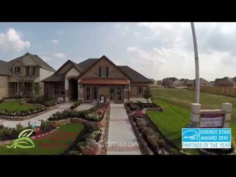 Beazer Homes The Cameron Virtual Tour