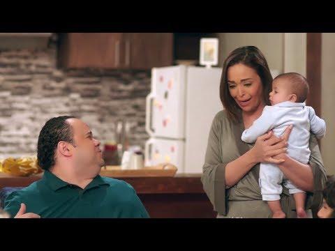مسلسل يوميات زوجة مفروسة أوي   الحلقة السادسة عشر  بطولة داليا البحيري و خالد سرحان