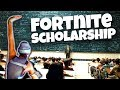 Go to COLLEGE on a FORTNITE SCHOLARSHIP!