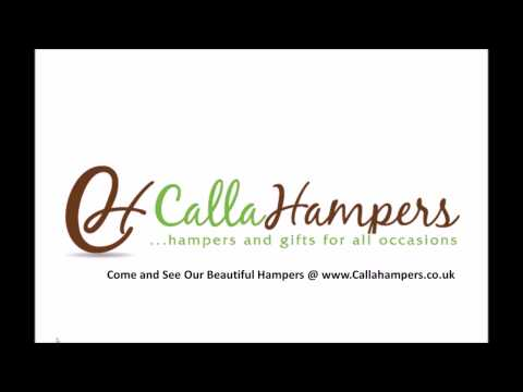 The Perfect Gift: Christmas Hampers 2016