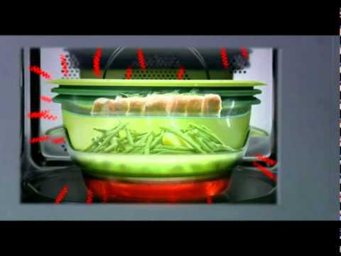 Recetas de tupperware para microondas