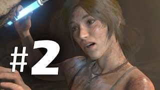 Rise of the Tomb Raider Part 2 - Prophet - Gameplay Walkthrough (2015)