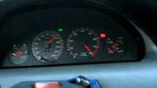 Hungarian Punto Gt 1.4 8V, with 2 person; Other videos at my name.