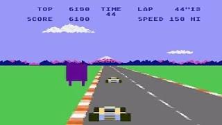 Pole Position - 5200 (Atari 1983)