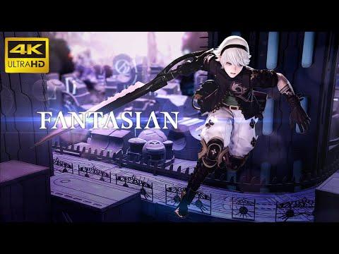 Fantasian • 4K Gameplay • Apple Arcade