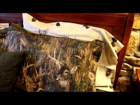 Browning Camo Whitetails Bedding - The Camo Shop