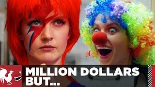 Million Dollars, But... Girls vs Ninjas | Rooster Teeth thumbnail