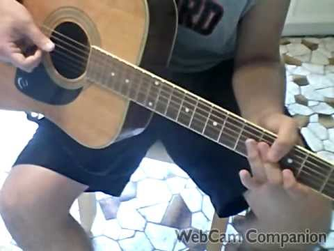 How to Play: Broken by Secondhand Serenade (Acoustic Guitar)