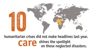Suffering in Silence: The 10 most under-reported humanitarian crises of 2016