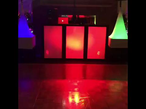 LaPlata High School sound check