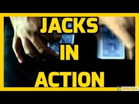 ONLINE MAGIC TRICKS TAMIL I ONLINE TAMIL MAGIC #204 I JACKS IN ACTION