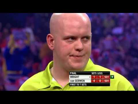Michael van Gerwen vs Peter Wright - Final - PDC World Darts Championships 2014