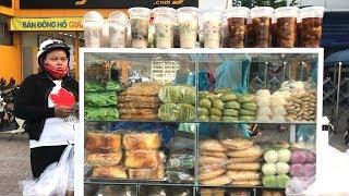 Xe Bánh Miền Tây Gây Thương Nhớ Của Chị Gái Bến Tre: Bánh Ngon Nhờ Nước Cốt Dừa Sánh Mịn Béo Ngậy