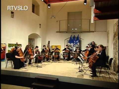 Burt Bacharach: South American Getaway - Cello ensemble