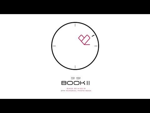 2PM「3!9! BOOK �U」TEASER 3