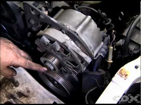 How To Replacing A Drive Belt Supercheap Auto Youtube