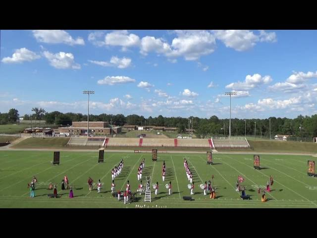 Daleville Marching Band Classic 2016