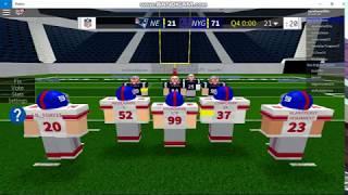Roblox Shenanigans #10: Super Bowl 53