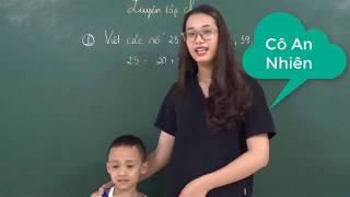 Toán lớp 2: Luyện tập chung sgk trang 11