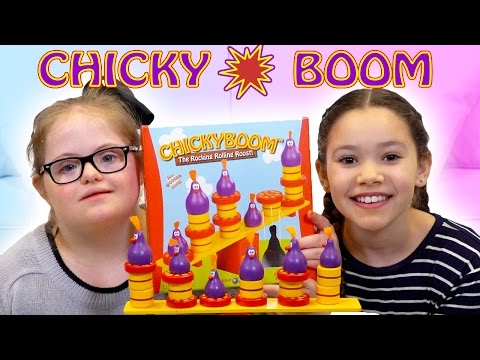 Thumbnail: Chicky Boom! (Sarah Grace vs Sierra Haschak)
