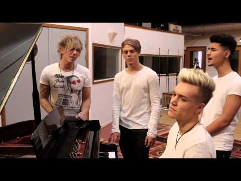 A Great Big World & Christina Aguilera - Say Something (boyband cover by Dot SE)