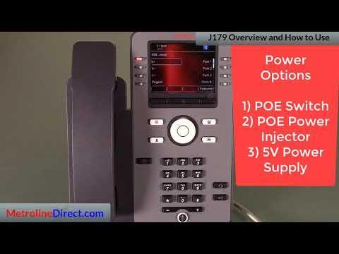 Introducing The Avaya J179 IP Telephone 700513569