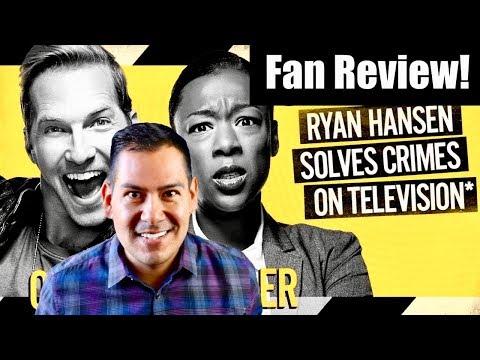 Ryan Hansen Solves Crimes on Television:  & Recap