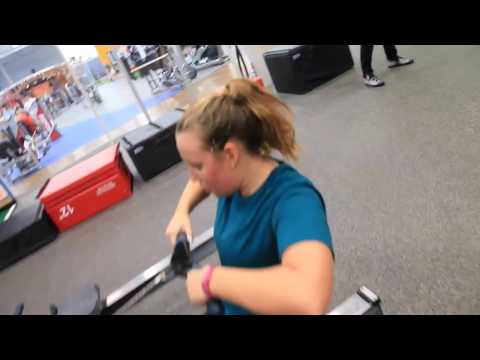EDGE Fitness Clubs Mannequin Challenge Strong Class