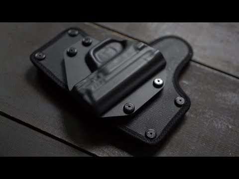 $45 Alien Gear Cloak Belt Holster Review | OWB Concealed Carry