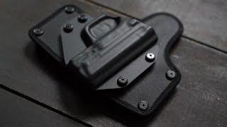 $45 Alien Gear Cloak Belt Holster Review | OWB Concealed Carry