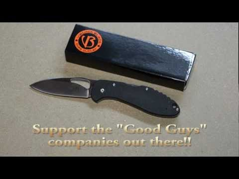 Virginia Blade Raptor - Product Review