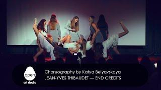 Jean-Yves Thibaudet — End Credits сhoreography by Katya Belyavskaya - Open Art Studio