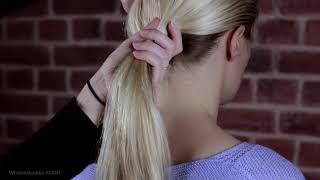 ASMR - Relaxing Hair Brushing (no talking)