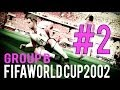 2002 FIFA WORLD CUP (PS2 Gameplay) - GROUP B