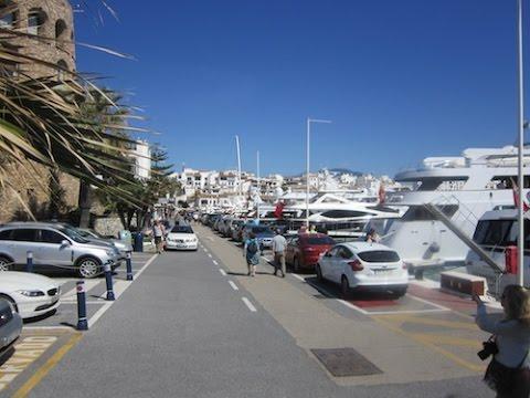 Costa del Sol - Marbella and Puerto Banus