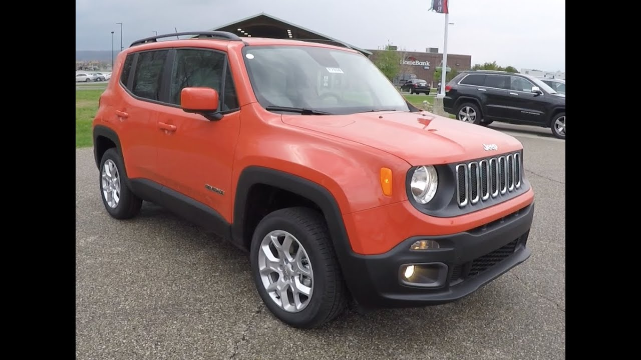 Jeep Renegade Laude 2017 Best New Cars For 2018
