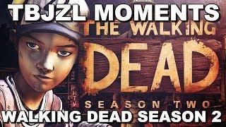 Tbjzl Moments in Walking Dead Season 2