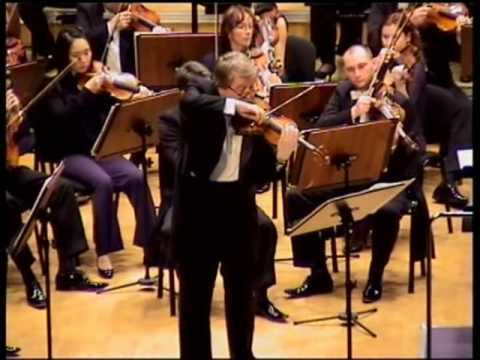 PIOTR BORKOWSKI conducts Z. STOJOWSKI - VIOLIN CONCERTO - 2nd movement
