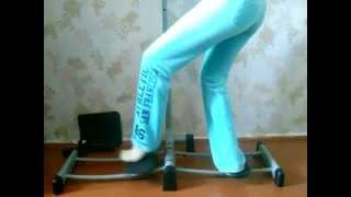 Тренажер для мышц ног, ягодиц, живота. Упражнения.(Открой полностью!!!! Я покупала этот тренажер для мышц ног, ягодиц и живота здесь - http://link.ac/kupit-Trenazher-IRSB58-dlja-myshc..., 2014-09-10T13:21:28.000Z)