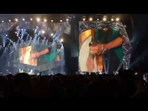 Rolling Stones Zip Code tour intro and Jumpin