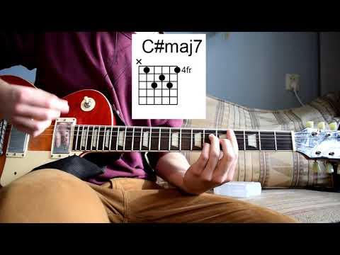 Rex Orange County - Sunflower Guitar Lesson