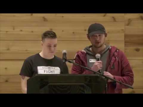 Mass Meeting of the Poor People's Campaign, Seattle - Aaron Scott