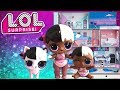 LOL Surprise House EXCLUSIVE FAMILY FIRST LOOK | L.O.L. Ultra Rare New Tot, Lil Sister + Pet