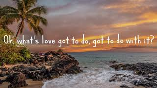 Kygo, Tina Turner - What's Love Got to Do with It (Lyric Video)