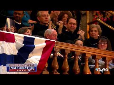 GA Inauguration/General Assembly Day 1- Monday, January 12, 2015
