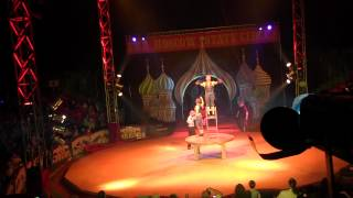 Moscow State Circus   Ipswich   2012 9