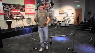 Drum Rack Building Tips: Brent's Hang
