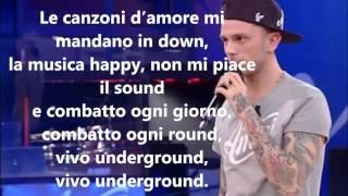 Denny La Home - Vivo Underground - testo