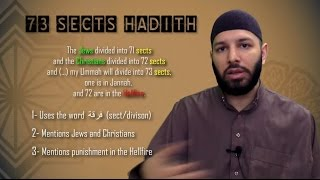 "Understanding the ""73 Sects"" Hadith Properly"