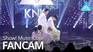 [예능연구소 직캠] KNK - LONELY NIGHT, 크나큰 - LONELY NIGHT @Show Music core 20190112